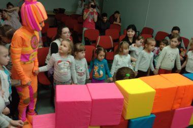 Социальное партнерство в действии. Развлекательное мероприятие  «Фиксики в гостях у детей» 2019
