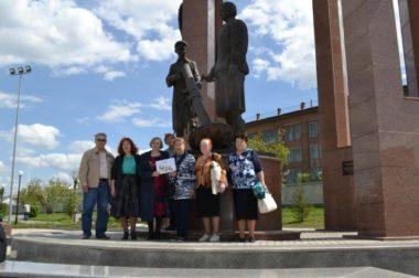 30 мая 2018 года организована экскурсия в музей истории предприятия АО «Красмаш»